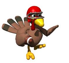 turkey dinner and thanksgiving food animations