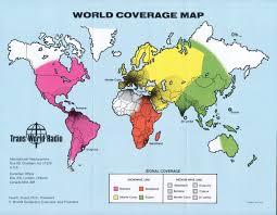 Monte Carlo Map World Coverage Map U2013 Rainbow Chard