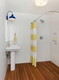 shower curtain instead of shower door design ideas remodel walk in