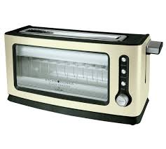 Clear Sided Toaster Buy Kitchen Originals By Kalorik 2 Slice Toaster At Argos Co Uk