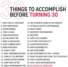 Fun Things To Try In The Bedroom 30th Birthday 30 Things To Do In 30 Days Before Turning 30 A Fun