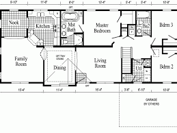 Ranch Plans by Home Design 39 Ranch Plan Cottage Vacation House Plans