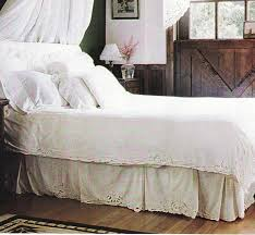 cutwork rose duvetcover bedskirt pillowcases sham cushioncover