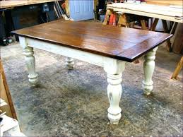 Farm Style Dining Room Sets - farm table plans in diy farmhouse dining table step 1 how to