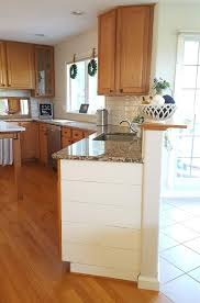 honey oak kitchen cabinets with wood floors update a kitchen w out painting oak cabinets growit buildit