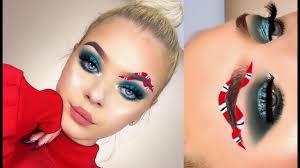 gucci snake makeup tutorial tina halada youtube