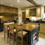 case study farmhouse burr oak kitchen feature lentine marine