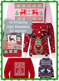 the best children u0027s ugly sweaters our thrifty ideas