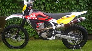 husqvarna te 450 youtube