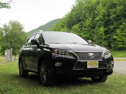 lexus green image 2013 lexus rx 450h road test catskill mountains ny july
