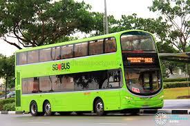 volvo transport smrt volvo b9tl sg5137u service 982e land transport guru
