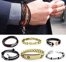 hand bracelet men images 15 latest designs of bracelets for men 39 s fashion jpg