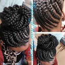 braided hairstyles updo pictures for black women ghana braids ghana braids with updo straight up braids braids
