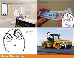 Toothpaste Meme - funny anime comics comics toothpaste funny pictures anime meme