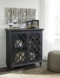 mirimyn multi door accent cabinet rustic farm house