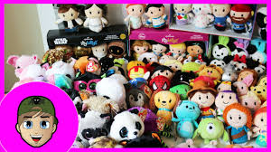 beanie boos itty bittys collection tour