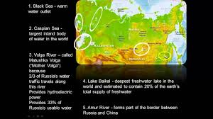 Geography Of Russia by Russia Physical Geography Youtube