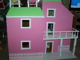 The 25 Best Doll Houses by Barbie House Ideas