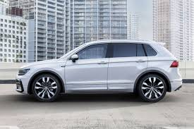 volkswagen tiguan white 2016 vw tiguan pictures vw tiguan r line side auto express