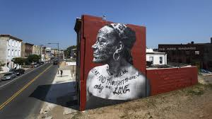 Garage Door Murals For Sale What Right Do Muralists Have To The Buildings They Paint On Npr