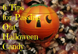 halloween safety tips six halloween safety tips when passing out candy the bloom blog