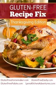 best gluten free thanksgiving recipes for gluten free recipe fix