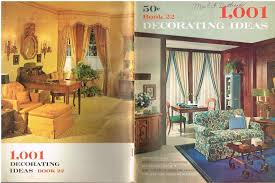Home Decorating Book by 1001 Decorating Ideas Book 22 1965 Vintage Drapery And Home Decor