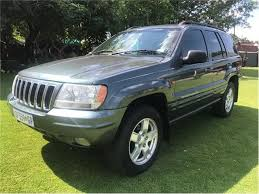green jeep grand cherokee green jeep grand cherokee 4 0 ltd a t with 192000km available now