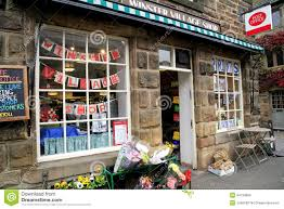 village shop and post office editorial image image 44730605