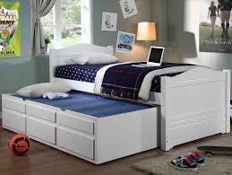 Captains Bed White Paddington - Paddington bunk bed