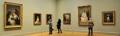 file european paintings at metropolitan museum of art nyc usa