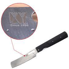 folded steel kitchen knives aliexpress com buy xyj brand folding chef knife 440a stainless