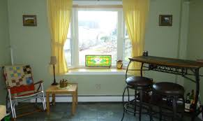 Gray Cafe Curtains Curtains Wondrous Yellow And Gray Chevron Kitchen Curtains