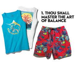 the 5 commandments of cool beach style mblog macy u0027s news