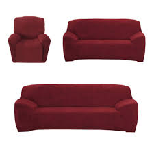 stretch sofa couch covers slip cover 1 seater recliner 2 seater 3