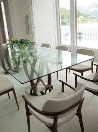 Designer Glass Dining Tables 10 Marvelous Modern Glass Dining Tables To Inspire You Today