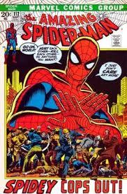 amazing spider man vol 1 112 marvel database fandom powered