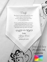 wedding poems customized of the wedding handkerchief wedding poems