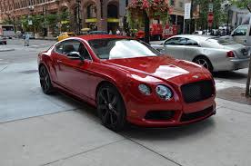 bentley coupe red 2015 bentley continental gt v8 s stock b713 s for sale near