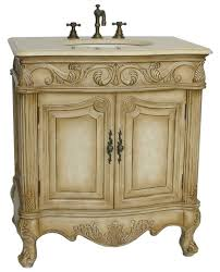 delightful decoration french country bathroom vanity 4 distressed