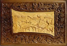 wonderful carved wood wall target wood carved wall carved