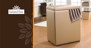 Enchanted Home Storage Ottoman Co Enchanted Home