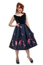 robe de mariã e vintage flared dresses vintage inspired dresses collectif