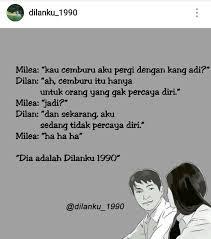 Quotes Dilan Quotes Romantis Bitami