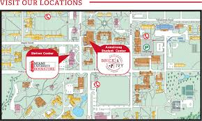 Armstrong Campus Map Class Of 2021 Summer Orientation Miami University Bookstore