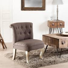 Mini Fauteuil Crapaud by Stunning Fauteuil Salon Marron Images Home Decorating Ideas