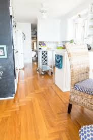 how to choose color of kitchen floor choosing a wood floor stain color for my kitchen living