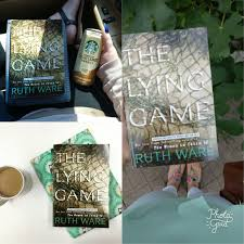 Cjsreads2017 U2013 The Lying Game By Ruth Ware U2013 Jessicamap Reviews
