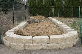 How To Build A Rock Garden Bed To Build A Raised Garden Bed