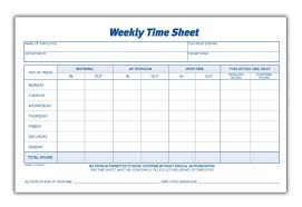 printable pdf timesheets for employees